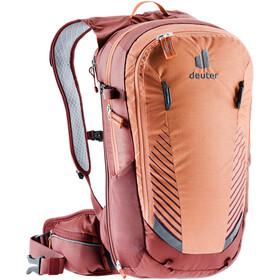 deuter Compact EXP 12 SL Backpack Women, pomarańczowy/czerwony